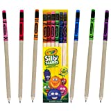Crayola Silly Scents Smencils 6-Pack of Scented HB #2 Scented Pencils