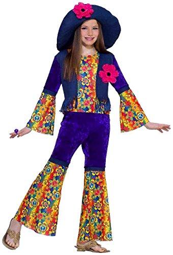 - Forum Novelties Flower Child Costume, Small