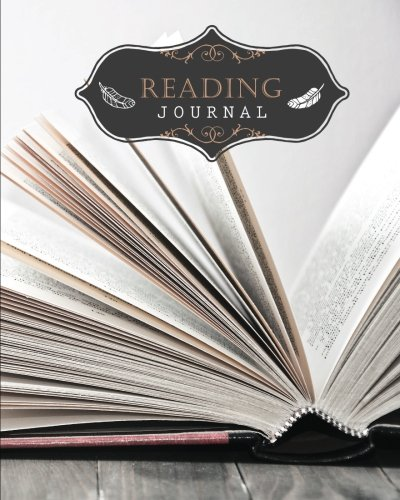 Download Reading Journal: Vintage Books Photos Cover Edition 2,Best gifts for Book Lovers / Reading log (Personal Reading Logs & Journals) (Volume 2) pdf epub