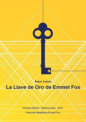 LA LLAVE DE ORO DE EMMET FOX - EMMET FOX (LIBRO)