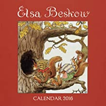 Elsa Beskow Calendar 2016