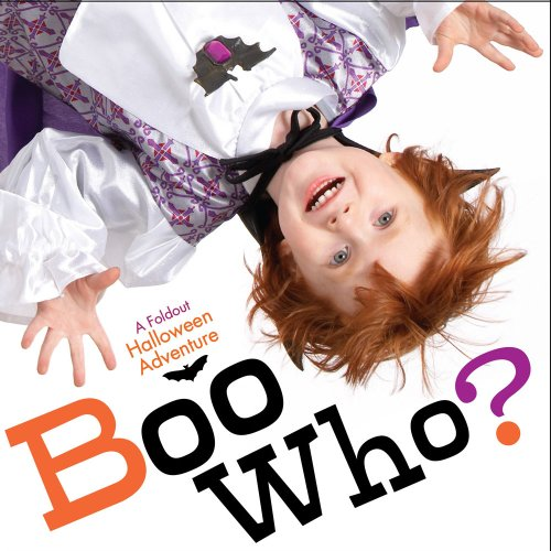 Boo Who?: A Foldout Halloween Adventure