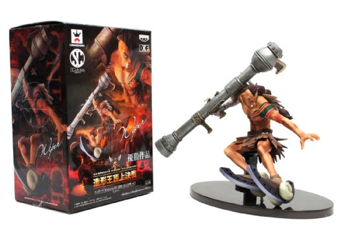 Banpresto Scultures Colosseum Action Figure