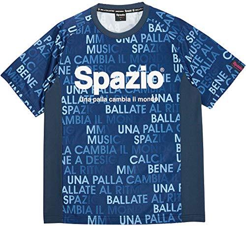 魅了する公きつく◎SPAZIO(スパッツィオ) ロゴグラデーションプラシャツ フットサル GE0441-21