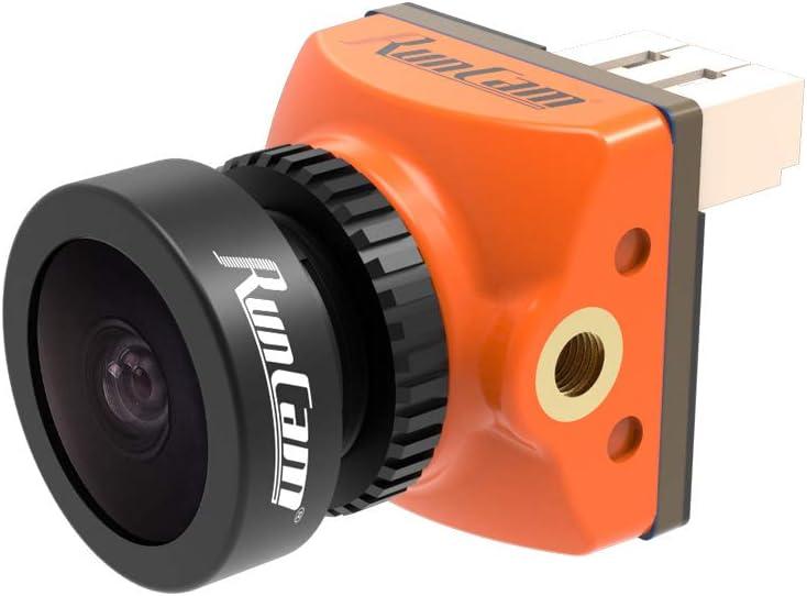 RunCam Racer Nano 2 FPV Camera CMOS OSD 1000TVL Super WDR 6ms Low Latency Gesture Control for FPV Racing Drone 1.8mm FOV 160/°