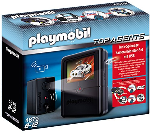 PLAYMOBIL Spying Camera Set Toy Playmobil Dream Castle