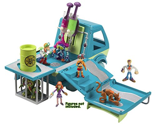 Scooby-Doo Goobusters Mystery Machine Playset