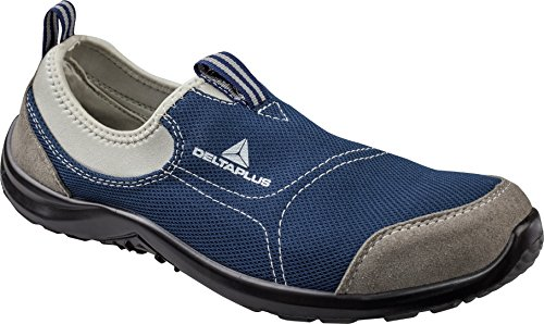Zapatos de seguridad mod MIAMI PLUS S1P SRC flex hiper super ligero