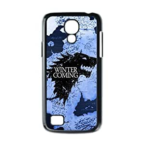 Game Of Thrones Plastic Protective Case Slim Fit For SamSung Galaxy S4 Mini i9192/i9198