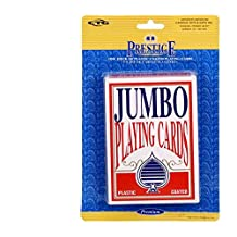 Bios Jumbo Index Playing Cards, 1 Count