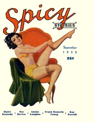 Spicy Stories: September 1933