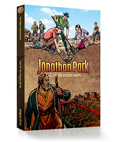 Jonathan Park: Call of the Exodus - Series 11