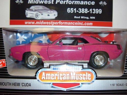 American Muscle 1970 Plymouth Hemi 'Cuda 1970 Plymouth Hemi Cuda