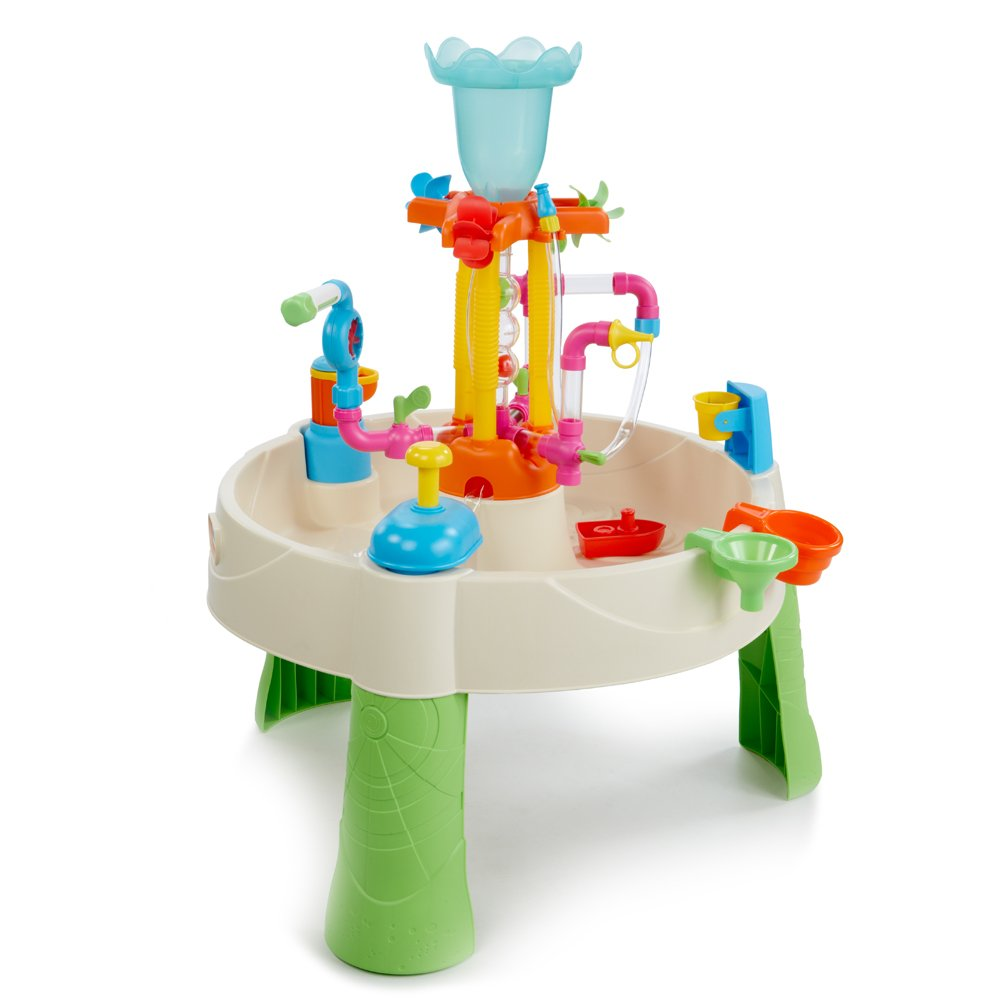Amazon.com: Little Tikes Fountain Factory Water Table: Toys & Games