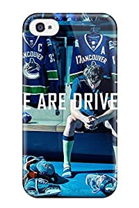 New Style vancouver canucks (33) NHL Sports & Colleges fashionable iPhone 4/4s cases