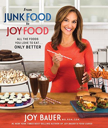 Junk Food Joy Foods Better ebook product image