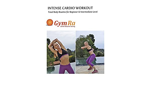 Amazon Intense Cardio Workout