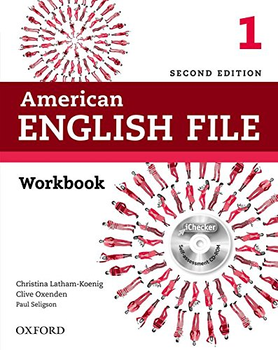 American English File- Workbook. Level 1 (+ iCheker)