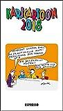 KARICARTOON 2018: Die Satire-Anthologie für alle Tage des Jahres
