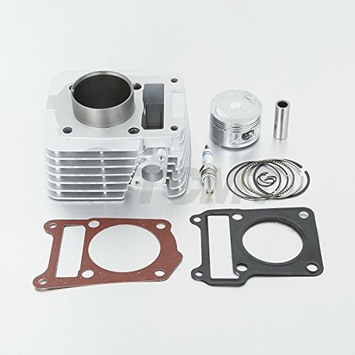 TCMT Cylinder Top End Piston Kit Ring Gasket Set Fits for sale  Delivered anywhere in USA