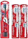 Best Battery Toothbrushes - Colgate 360 Optic White Platinum Battery Powered toothbrush With Review