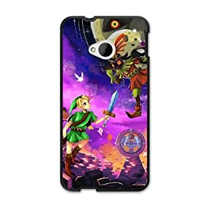 HD Beautiful image for HTC One M7 Cell Phone Case Black The Legend of Zelda Link MLA7229311