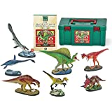 Colorata Dinosaurs Dino Cretaceous No.2 Real Figure Box