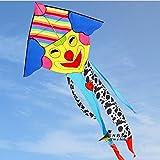 Sangdo NEW 5m Power JOLLY CLOWN KITE Jokerman single line Outdoor fun Sports Delta
