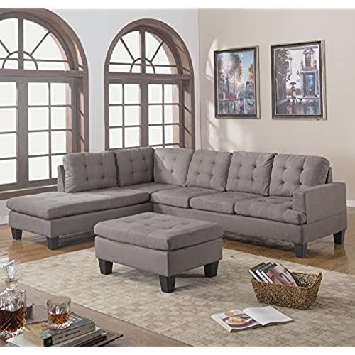Sectional Couches for Living Room: Amazon.com