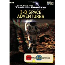 Voyage to the Planets and Beyond: 3-D Space Adventures (Voyhage to the Planets and Beyond)