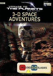 3-D Space Adventures