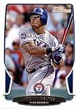 2013 Bowman Baseball Card #132 Adrian Beltre - Texas Rangers - MLB Trading Card