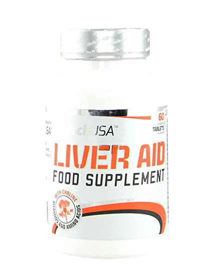 Biotech USA Liver Aid Vitaminas y Minerales - 800 gr