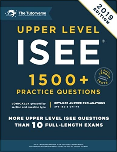 Upper level isee 1500 practice questions the tutorverse upper level isee 1500 practice questions fandeluxe Image collections