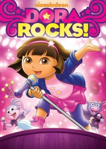 Dora the Explorer: Dora Rocks by (Dora Rocks)