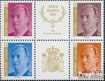 Prophila Collection España Michel.-No..: 3193-3194,3234-3235 Seis ...