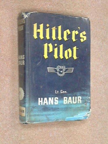 Hitler's pilot;