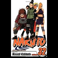 Naruto, Vol. 32: The Search for Sasuke (Naruto Graphic Novel) (English Edition)