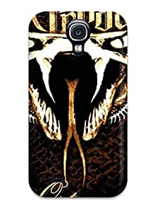 Premium Protection Artistic Randy Borton B Case Cover For Galaxy S4- Retail Packaging by lolosakes