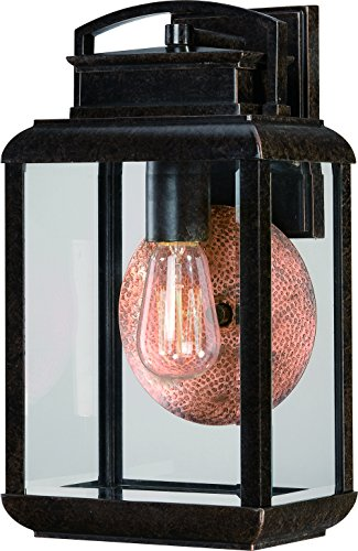 Luxury Tuscan Outdoor Wall Light, Medium Size: 14.5