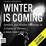 Bargain Audio Book - Winter is Coming