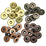 Eyelets We R Memory Keepers Wide Eyelets, Copper Warm Metal