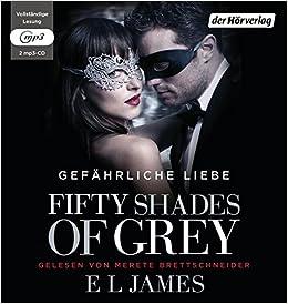 (2/Mp3) Fifty Shades of Grey-Gefhrliche Liebe (Sa) [Import allemand]