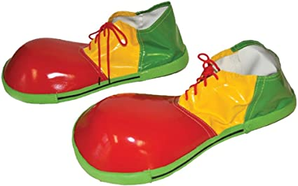 Image result for clown shoes