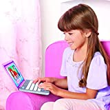 Disney Princess Style Collection Play Laptop Toy