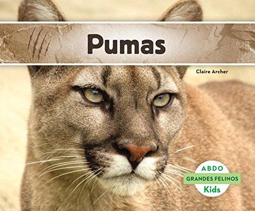 Pumas (Grandes Felinos/Big Cats) (Spanish Edition) by Abdo Kids