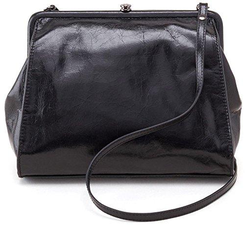 [Hobo Women's Mindi Black Handbag] (Hobo Purse)