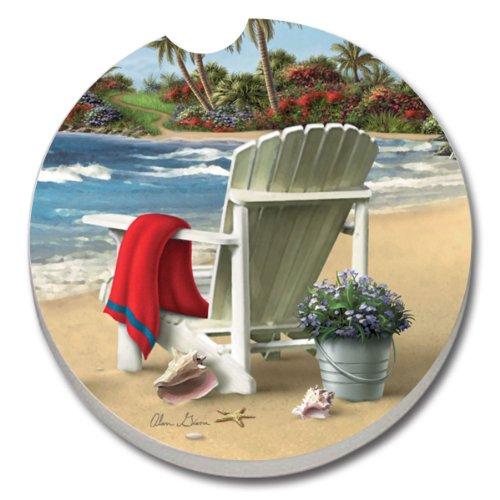 CounterArt Absorbent Stoneware Coaster Dream