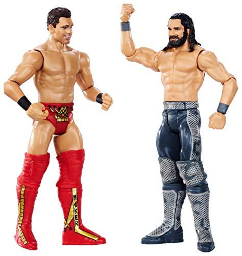 - WWE Wrestlemania Seth Rollins Vs The Miz 2-Pack