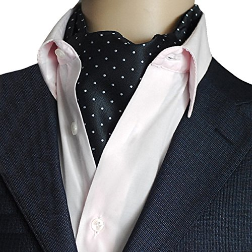 Paisley Dot Men Tie Luxury YCHENG Polka Necktie for Color 1 Reversible Scarf Elegent Classic Cravat Jacquard xA77qwIz1